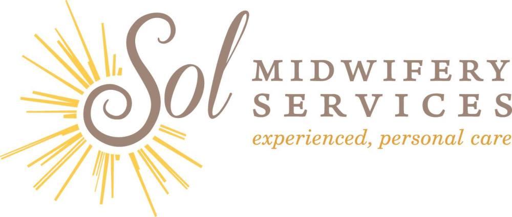 sol midwifery logo